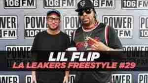 Video: Lil Flip – LA Leakers (Freestyle)